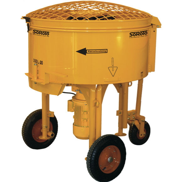 Tools - 300L AGITATOR MIXER 400V