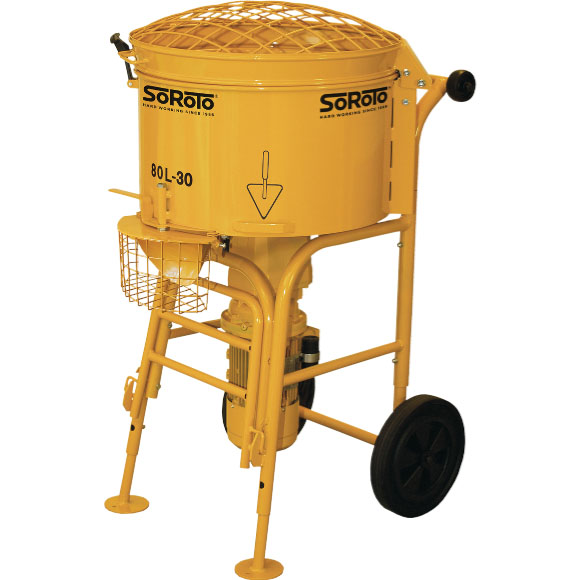 Tools - 80L AGITATOR MIXER 230V