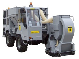 Shot blasting machines - TrimmBLAST®  T100
