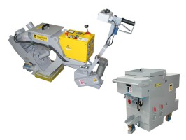 Shot blasting machines - TrimmBLAST® T23SM - A4V