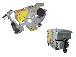Shot blasting machines - TrimmBLAST® T26SM - A6