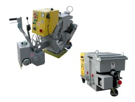 Shot blasting machines - TrimmBLAST® T30SM - A8S for tank