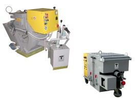Shot blasting machines - TrimmBLAST® T40SM - A8S
