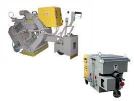 Shot blasting machines - TrimmBLAST® T60SM - A11